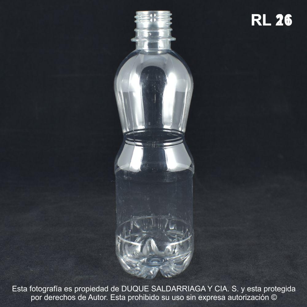 ENVASE TÉ CILÍNDRICO X400CC BOCA#28 - RL26 | Duque Saldarriaga